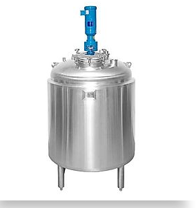 Buy Stainless Steel Mixing Tank for Hygienic Product Manufacturing