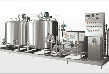 Different Types of Dairy Processing Machinery Used in Dairy Farms