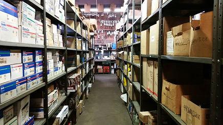 truck parts warehouse