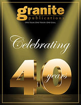 40th Anniversary Granite Newsletter Cove
