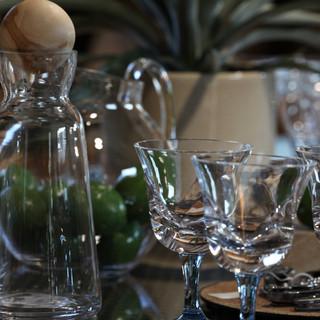 alfresco glassware