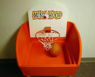 Mini Hoop Bucket Game