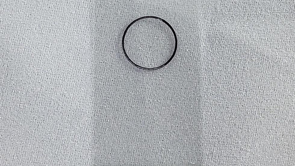 1.00 mils/25.49 um frameless plastic calibration shim