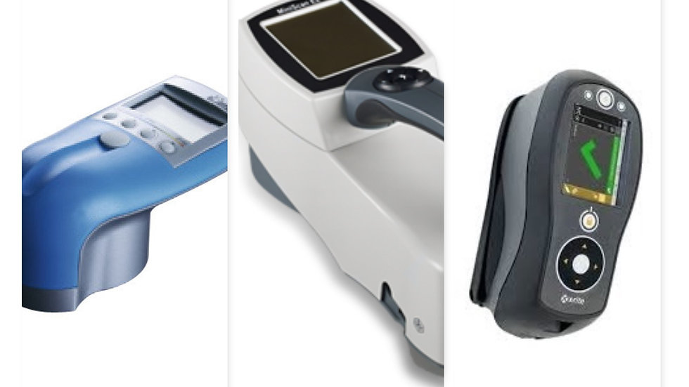 Portable Spectrophotometer/Colorimeter Certification - On-Site