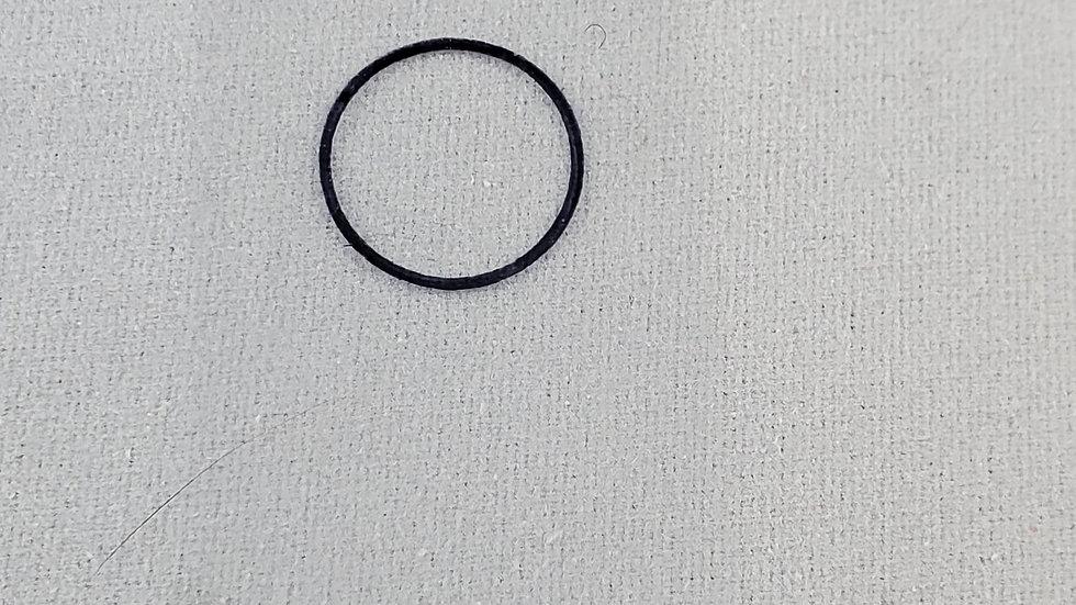 0.25 mils/6.37 um frameless plastic calibration shim