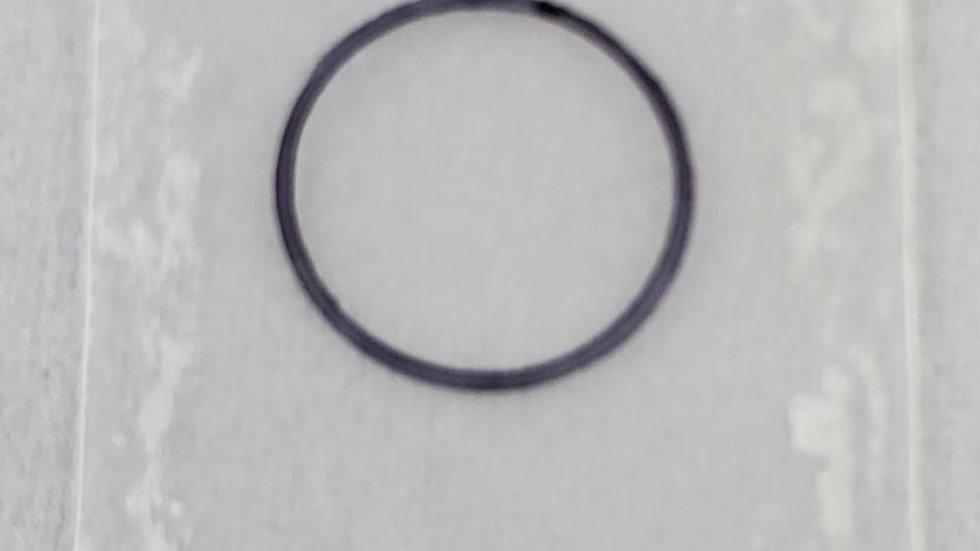 5.00 mils/127.48 um frameless plastic calibration shim