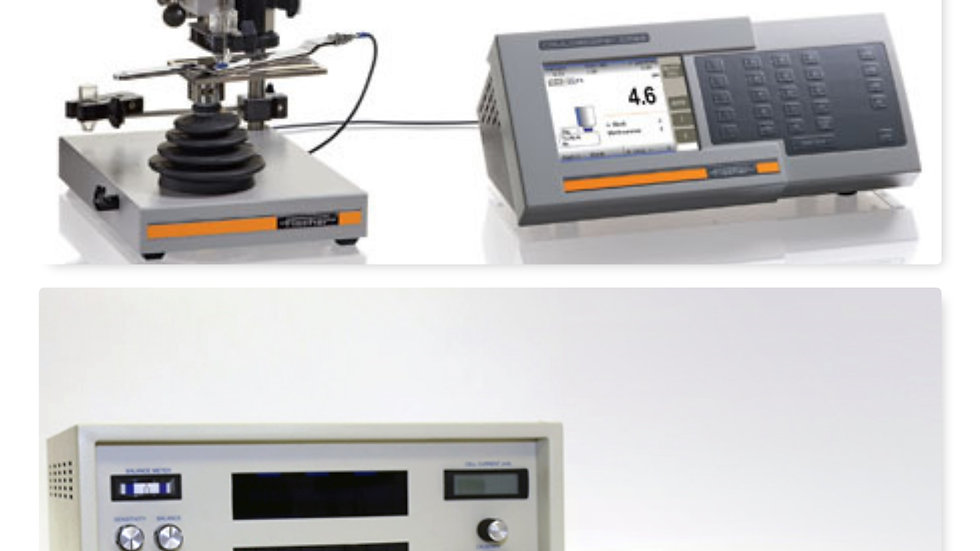 Benchtop Coulometric Certification - Lab
