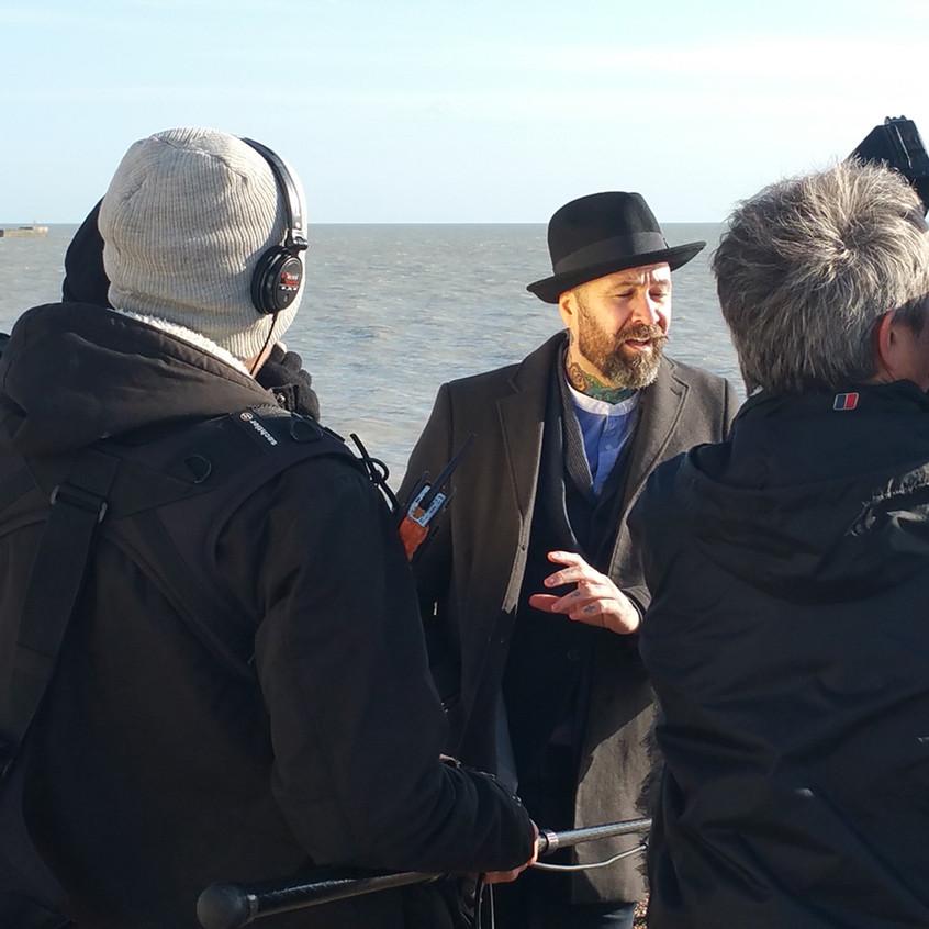 Ian Lawman Camera Hastings