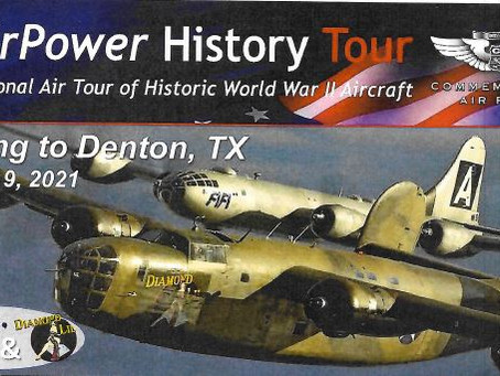 Commemorative Air Force AirPower History Tour