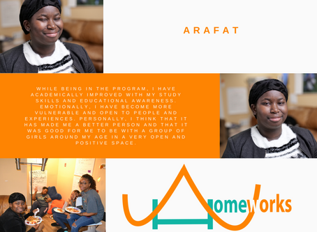 Scholar Essays: Arafat