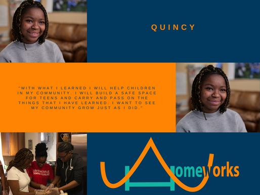 Scholar Essays: Quincy