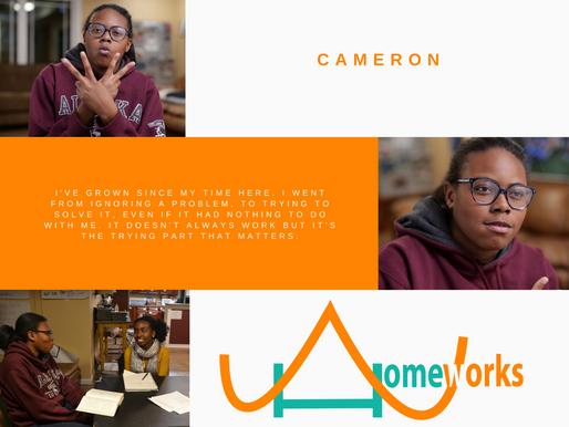 Scholar Essays: Cameron