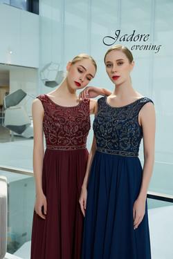 J19017- Sheath Dress