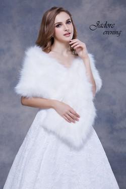 Fur001--Ivory