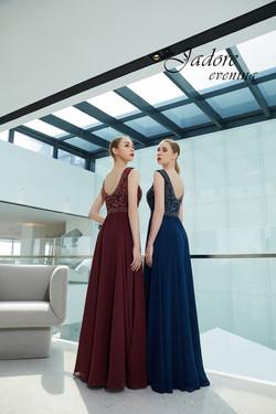 J19017 -Sheath Dress