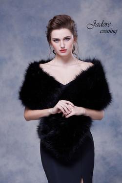 Fur001-Black