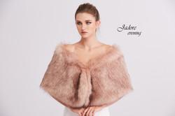 Fur002 Dusty Pink