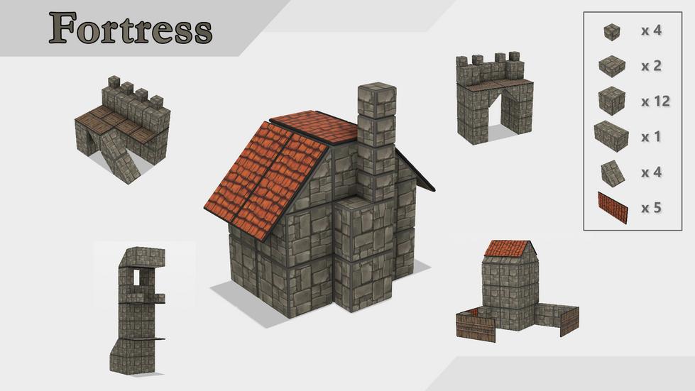 Fortress Kit