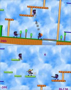 Moruk (Multiplayer 2D Shooter)