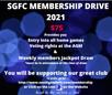2021 Membership Jackpot Draw