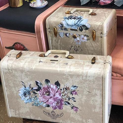 Vintage Samsonite Luggage
