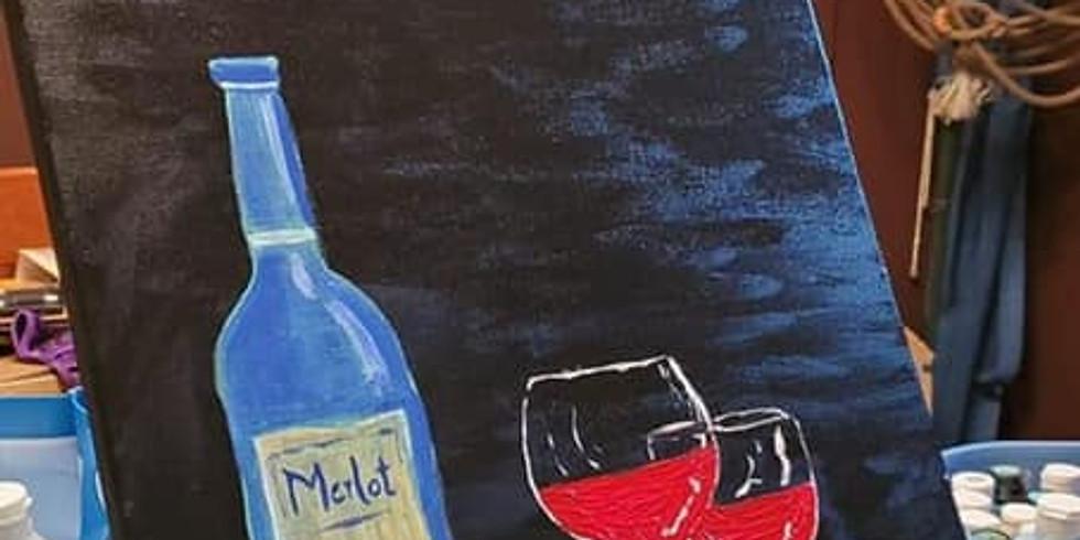 Wine About It Paint Party
