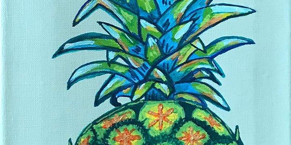 Welcome Home Pineapple (1)