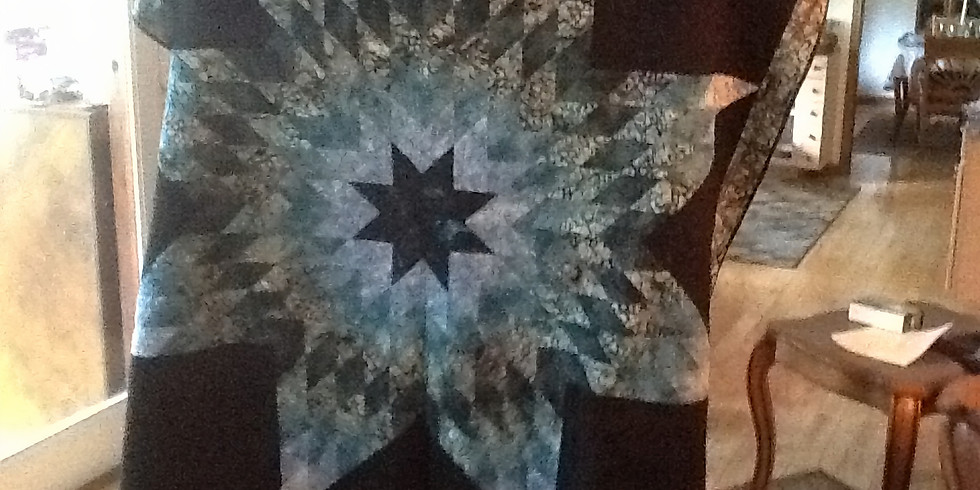 Lone Star Quilt class (2)