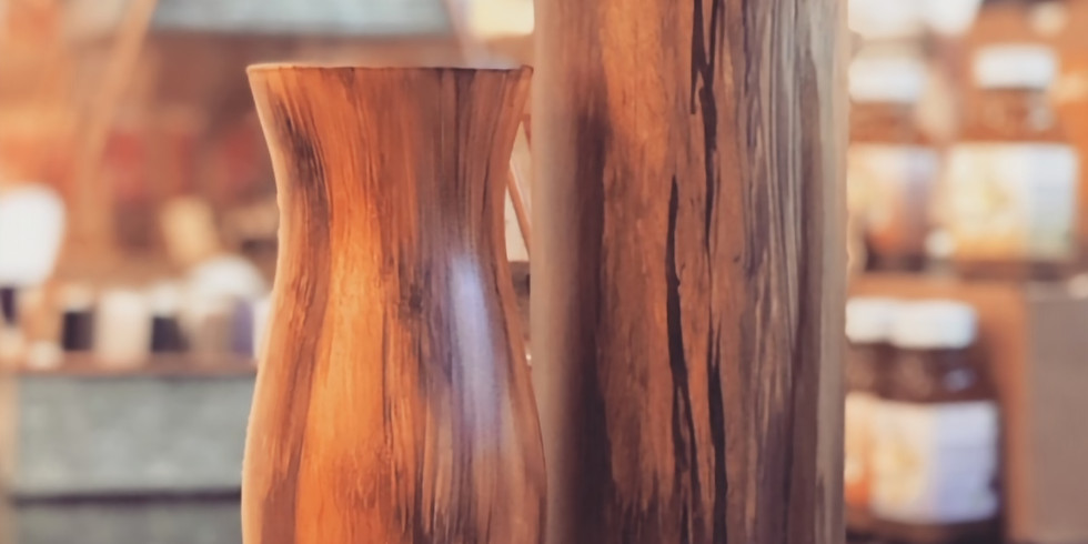 Wood you LIE? faux wooden glass,