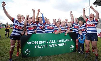 Womens Rugby Winners