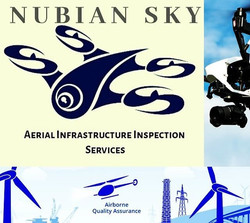 Aerial infrastructure inspection business serving the Agricultural, Energy, Construction, and Real E