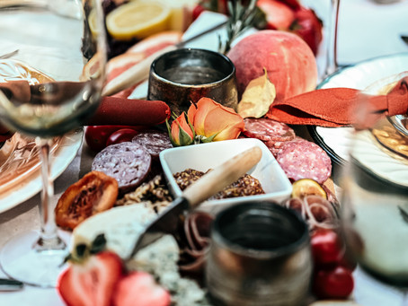 Charcuterie for Your Guests