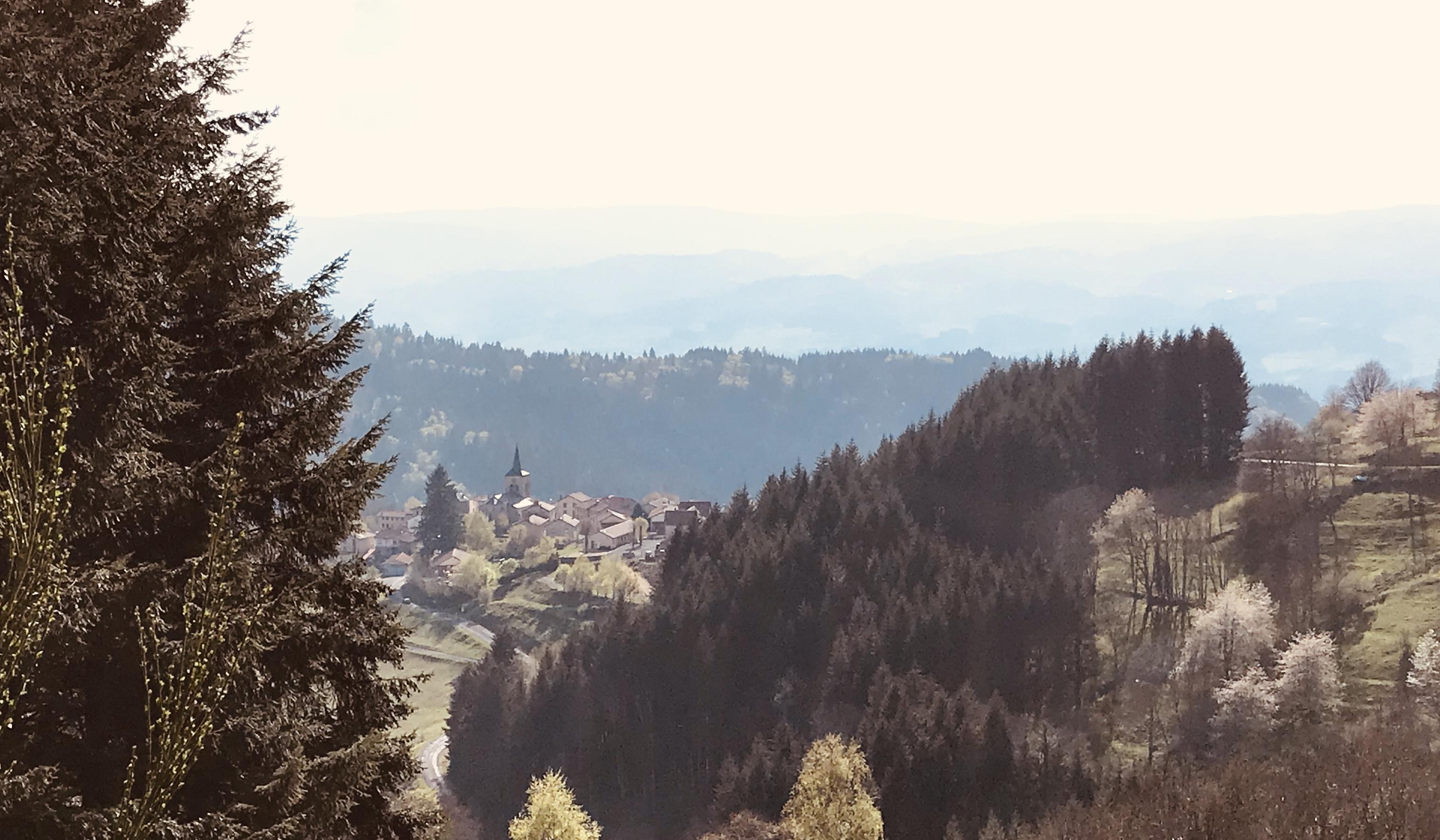 le village de Valcivieres
