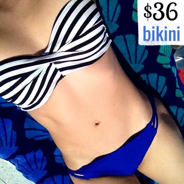 Summertime Finds: Sporty Bikini YAS