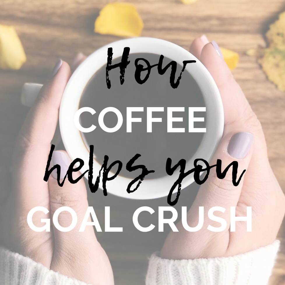 How coffee helps you crush goals (and how to stack habits to succeed with fat loss!)