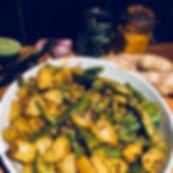 🇳🇪Aloo Bhindi Subji🇳🇪 Okra and potat