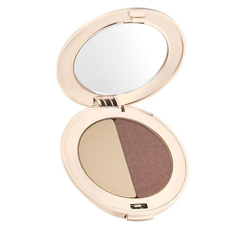 Jane Iredale Pure Pressed Eye Shadow Duo - Oyster/Supernova 2.8g