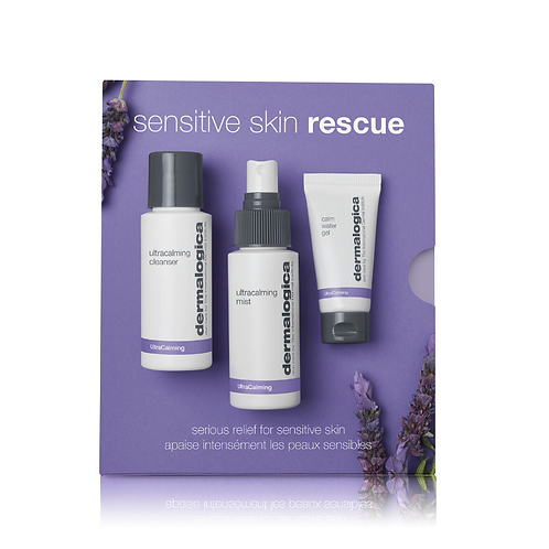 SKIN KIT - Sensitive Skin Rescue