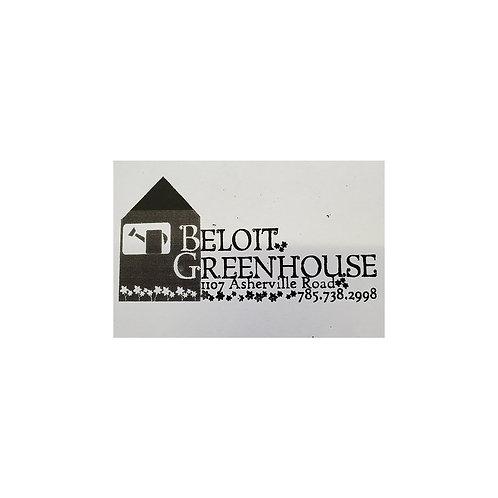 Beloit Greenhouse