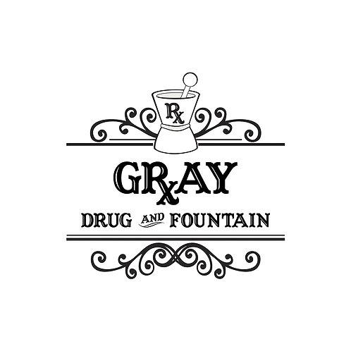Gray Drug & Fountain