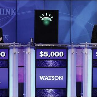 2011 - Watson Wins Jeopardy.