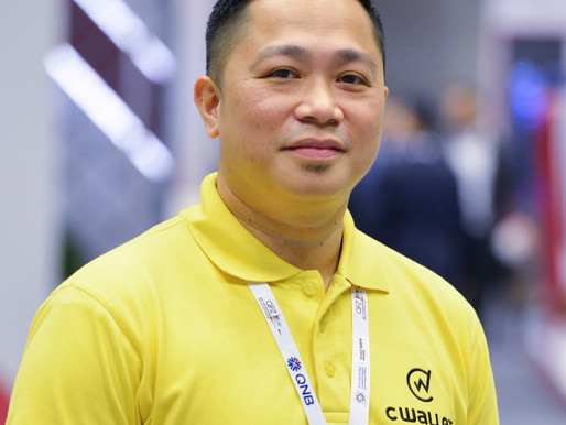 Michael Javier - CEO & Founder of Cwallet