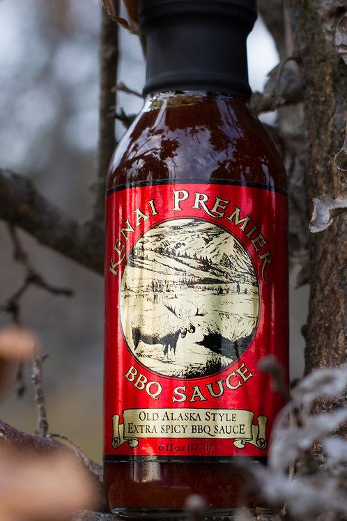 6oz Extra Spicy BBQ Sauce