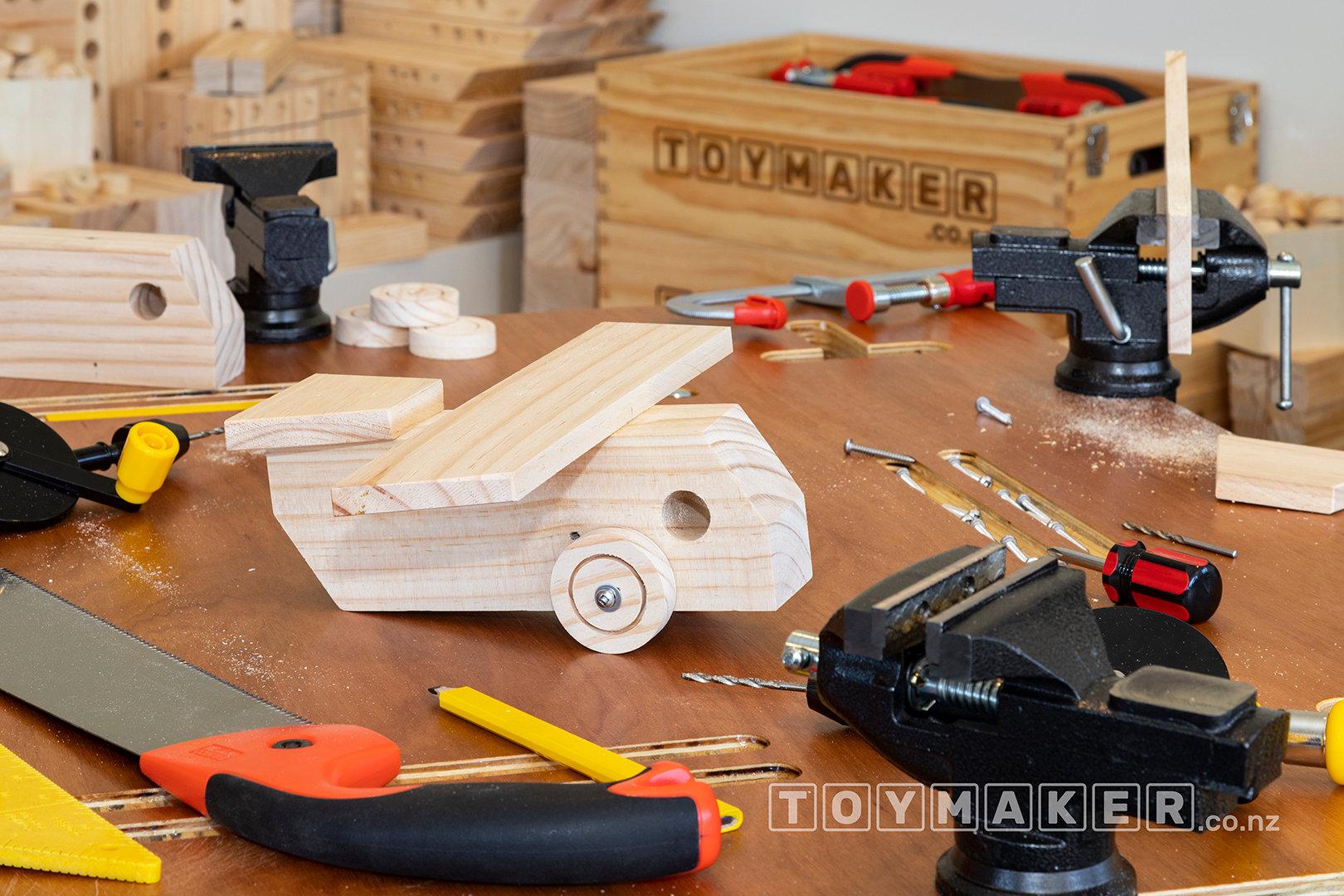 Make a Wooden Aeroplane | PETONE