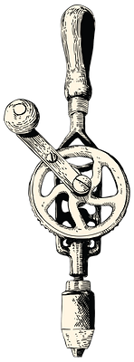 Vintage-Hand-Tools_Drill-HEX#FFF6E3.png