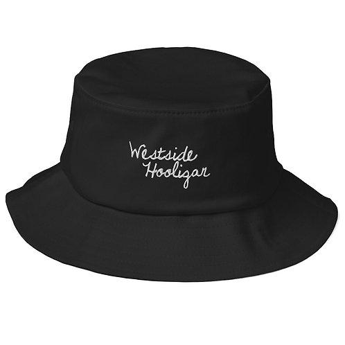 Hooligan Script Bucket Hat