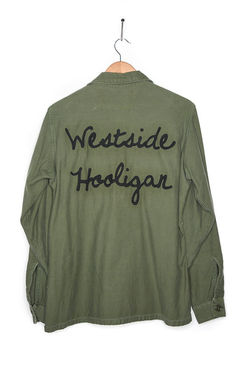 Westside Chain Stitched Jacket