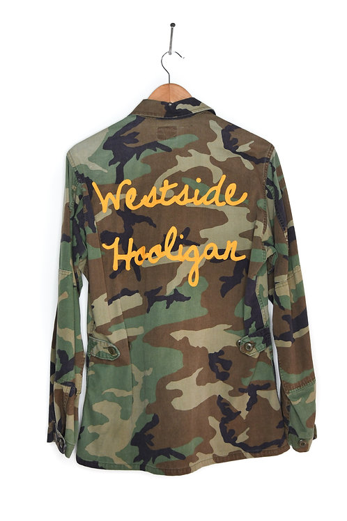 Westside Chain Stitched Jacket