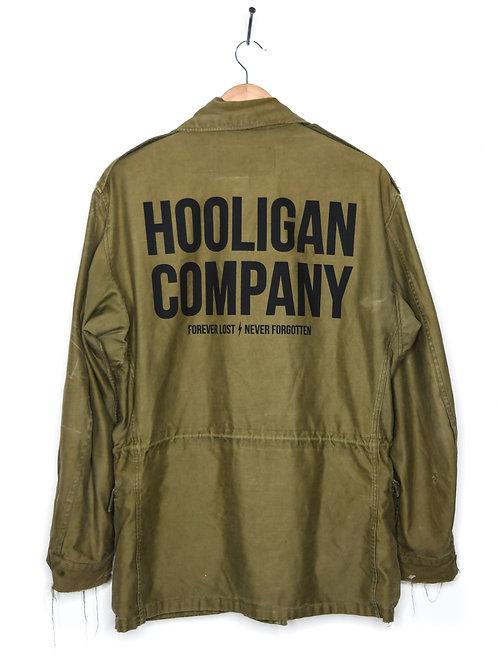 Hooligan Printed Jacket
