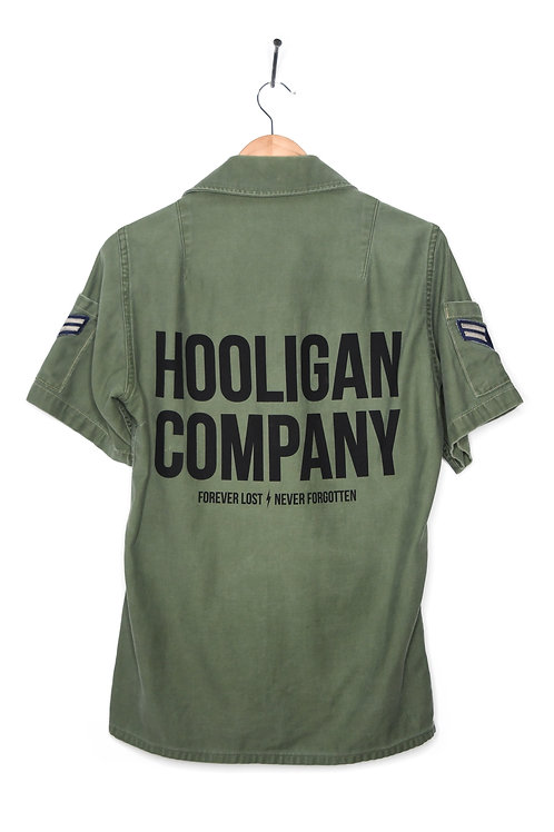 Hooligan Printed Short Sleeve